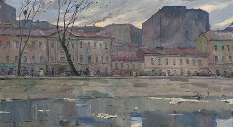 F. Dostoevsky's Petersburg