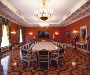 Красный зал. Большой Кремлевский дворец