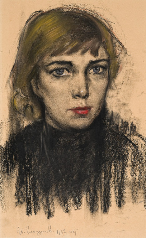 Portrait of Zanie Campan
