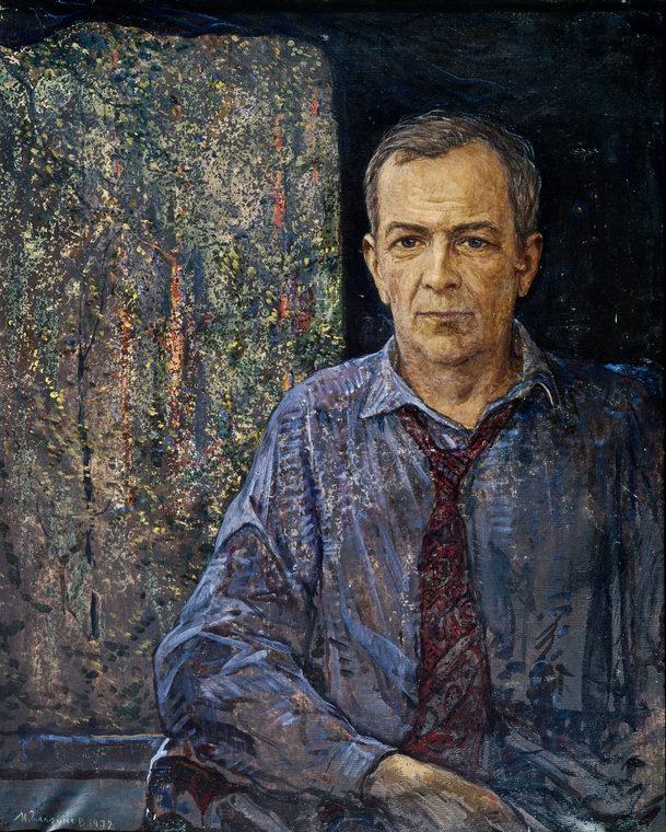Портрет академика Л.А. Арцимовича
