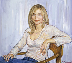 Portrait of Inna Malikova