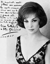 Gina Lollobrigida: I've Met Many Artists, but None of Them Failed to Astonish Me, as Ilya Glazunov