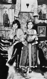 Ivan Glazunov and Vera Glazunova