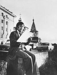 Илья Глазунов. Иркутск